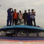 Wakil Bupati Lingga Jemput korban kapal KM Wicly Jaya Sakti