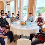 Warga Natuna di Tanjungpinang Syukuran Bupati dan Wakil Bupati Natuna Terpilih