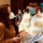 Cen Sui Lan Perjuangkan Pelabuhan Buton Natuna Masuk APBN 2022