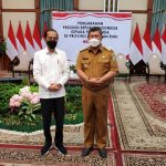 Bupati Anambas Hadiri Rapat Forkopimda Kepri Bersama Presiden Jokowi