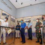 Puluhan Atase Pertahanan Negara Kunjungi Museum Raja Ali Haji Sastrawan Gurindam 12