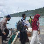 Target Nasi Kapau Polda Kepri Sampai Ke Pelosok Desa Natuna