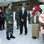 Prajurit Tak Gentar Hadapi Covid, Panglima TNI Perintahkan Gencarkan Serbuan Vaksinasi