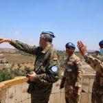 Komandan Sektor Timur UNIFIL Kunjungi Markas Indobatt