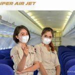 PT Super Air Jet siap memenuhi kebutuhan transportasi udara masyarakat