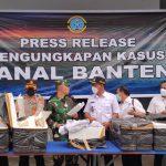 TNI AL Gagalkan Penyeludup Benur Senilai Miliaran Rupiah Akan dikirim ke Vietnam