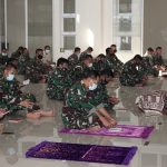 TNI Gelar Do'a Bersama 40 Hari Bagi ABK KRI Nanggala-402