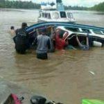 Speedboat Terbalik, Lima MeninggalDunia di Kaltara