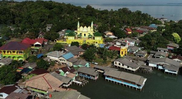 Masjid Raya pulau penyengat