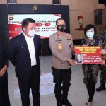 Akidi Tio pengusaha asal Langsa, Aceh  Sumbang Rp 2 Triliun