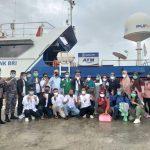 Manfaatkan Teras Kapal,  BRI Sukseskan Vaksinasi di Kepulauan Anambas