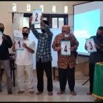 News Video, 5 Calon Kepala Desa Sedamai, BPMD Lingga: Junjung Sportifitas Patuhi Prokes