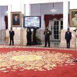 Peringatan Hari Bhayangkara ke-75, Presiden Apresiasi Peran Polri Turut Tangani Pandemi