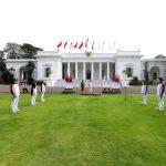 Lepas 28 Kontingen Indonesia ke Olimpiade Tokyo, Jokowi: insyaallah perjuangan saudara sukses
