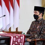 Presiden Pimpin Acara Doa dari Rumah, Tagar: PrayFromHome