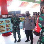 Panglima TNI Menilai PPKM Merupakan Strategi Memutus Mata Rantai Penularan Covid-19