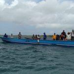 SPKKL Tual Cari Korban Jatuh dari Longboat di Pulau Waratneo