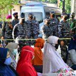 TNI AL Gelar Vaksinasi Covid-19 Bagi Masyarakat Maritim Kota Batam