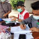 NEWS VIDEO: 100 Warga Desa Bakong Jalani Vaksinasi