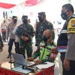 Panglima TNI Berikan Bantuan Laptop Untuk Tenaga Tracer Covid-19