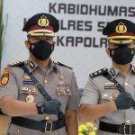 Kombes Pol Edy Sumardi Resmi Jabat Dirpamobvit Polda Banten, Kini Kabid Humas AKBP Shinto Silitonga