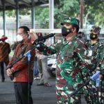 Panglima TNI: OTG dan Gejala Ringan Covid-19 Segera Isolasi Terpusat