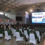Panglima Koarmada I Laksamana Muda TNI Arsyad Abdullah Paparkan Arah Kebijakan