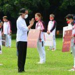 Tunaikan Janji Presiden Untuk Atlet Indonesia di Olimpiade Tokyo