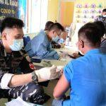 TNI AL Lantamal II Terus Lakukan Vaksinasi