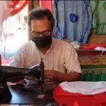 News Video: Kondisi Jelang Hut RI Ke 76 Omset Penjahit Bendera Di Lingga Menurun