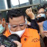 KPK Tetapkan tersangka Wali Kota Non Aktif Syahrial dan Sekda Tanjung Balai Yusmada