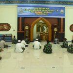 Jelang HUT Ke-76 TNI AL, Prajurit Koarmada I Gelar Doa Bersama