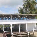 Danlanud Raden Sadjad Resmikan Renovasi Rumah Pantai Camar Lanud RSA