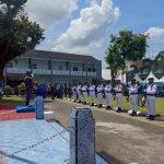 Pangkoarmada II Dampingi Kasal Tinjau Lanal Mataram
