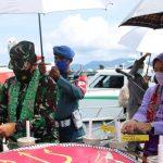 Pangkogabwilhan I Buka Komsos dan Baksos di Pulau Anambas Prov Kepri