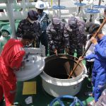 TNI AL Tangkap Tanker Berbendera Panama Langgar Aturan di Perairan Batam
