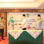 Hadir Sertijab Kampus Tanjungbuntung Sekda Dorong Pelayanan Publik Lebih Baik